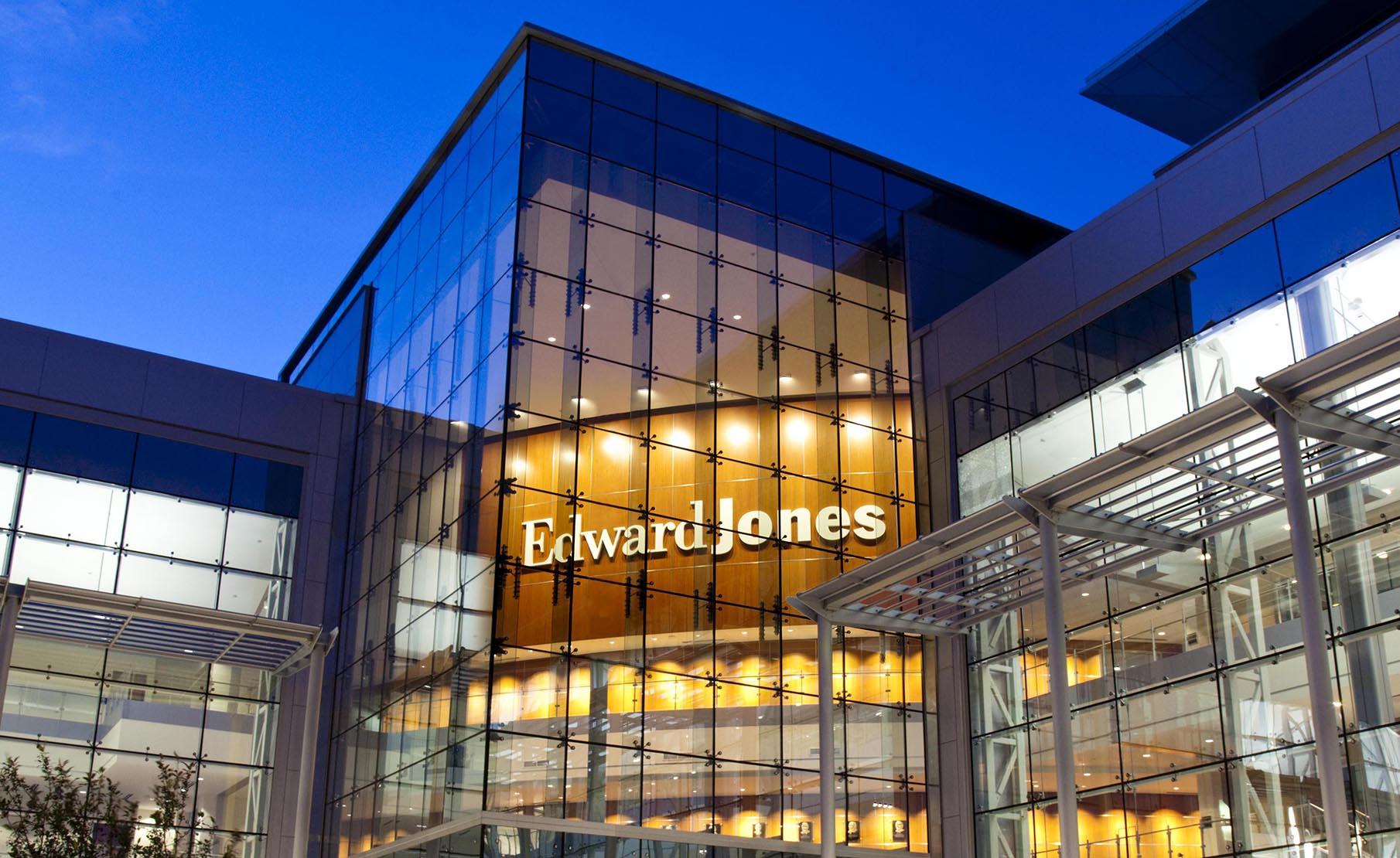 Edward Jones: Homepage